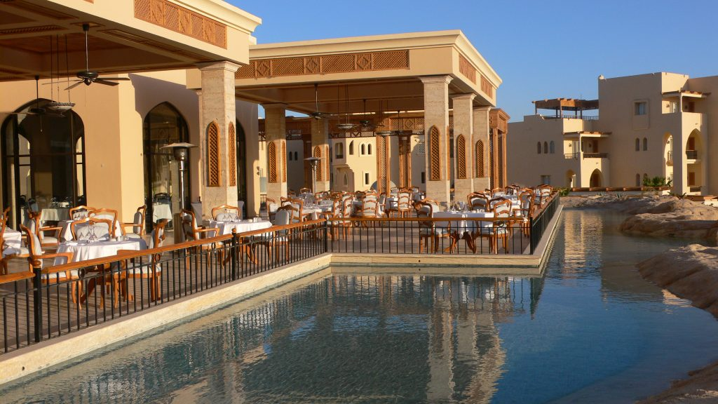 The View Restaurant Somabay
